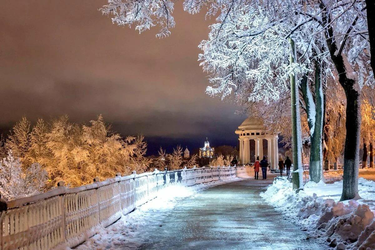 Картинка ярославль зимой