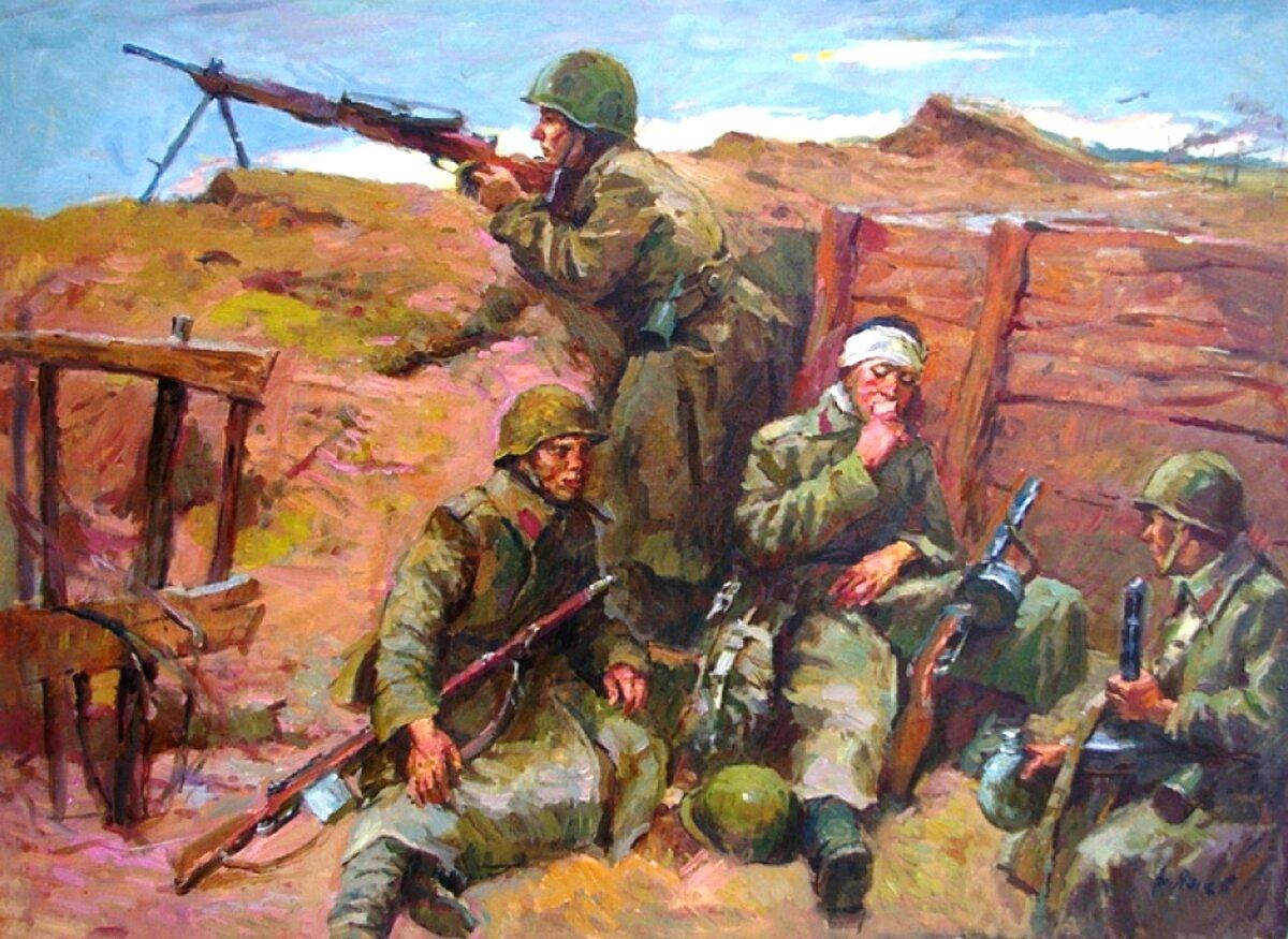 Военные подвиги картинки