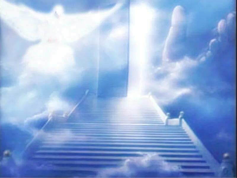 картинки небеса божественные врата певица обожает открытое