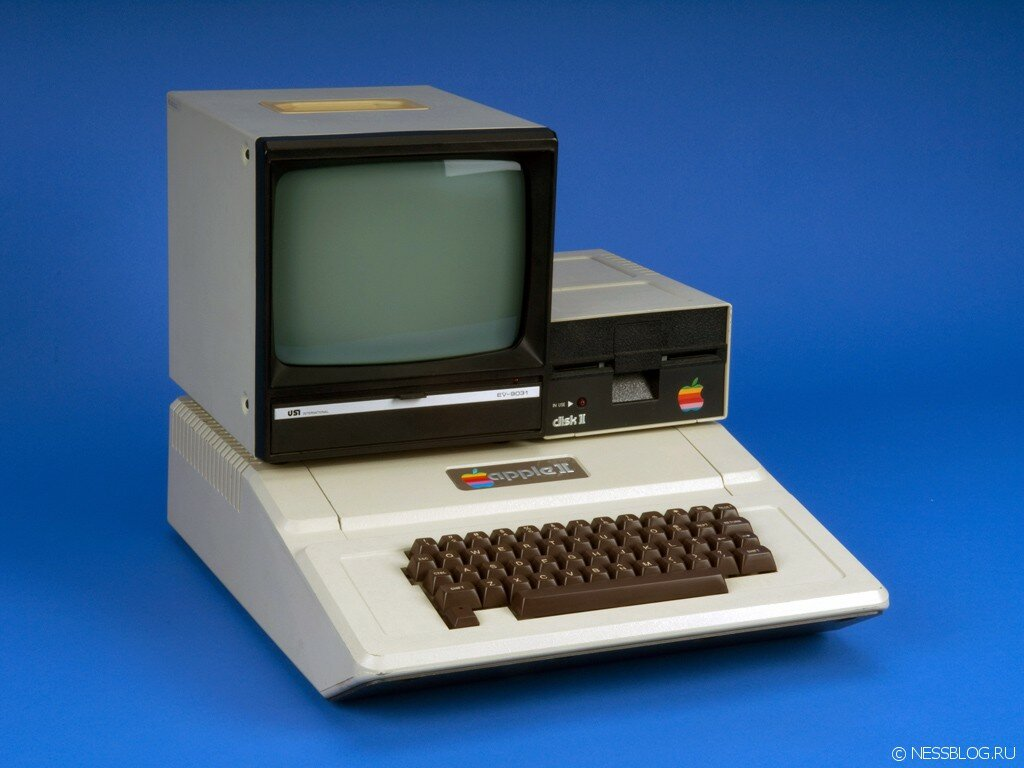 Картинки самых первых компьютеры