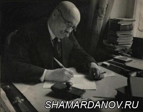 Алексей Силыч (Силантьевич) Новиков-Прибой