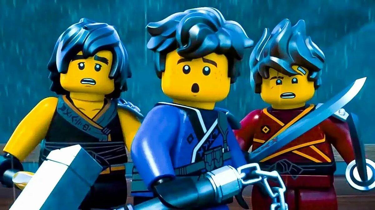 Lego Ninjago Season 11 Episode 16 Kisscartoon