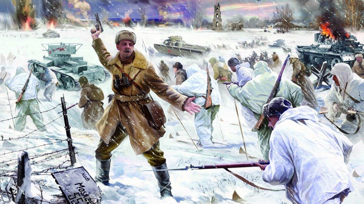Картинки победа в битве под москвой