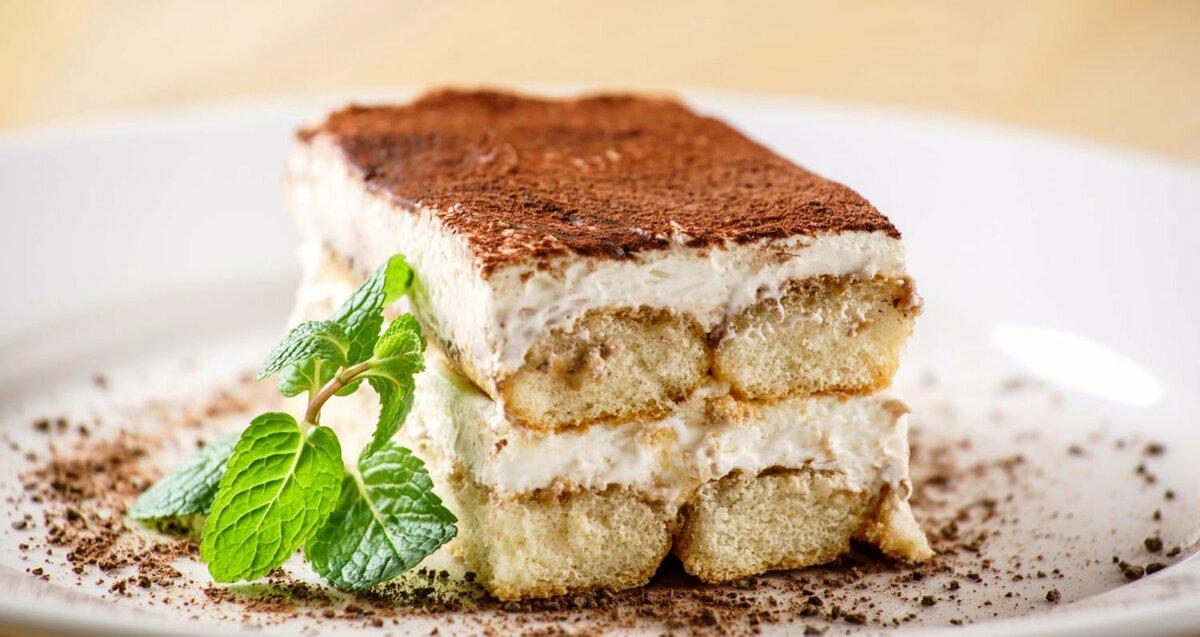 творожный торт тирамису рецепт с фото более