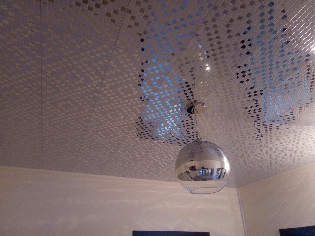 Кассетный потолок №14