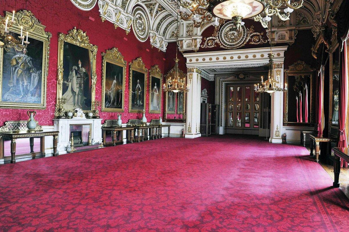 Фото королевских резиденций