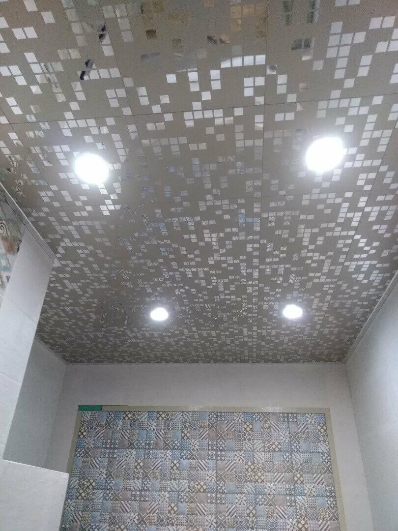 Кассетный потолок №2