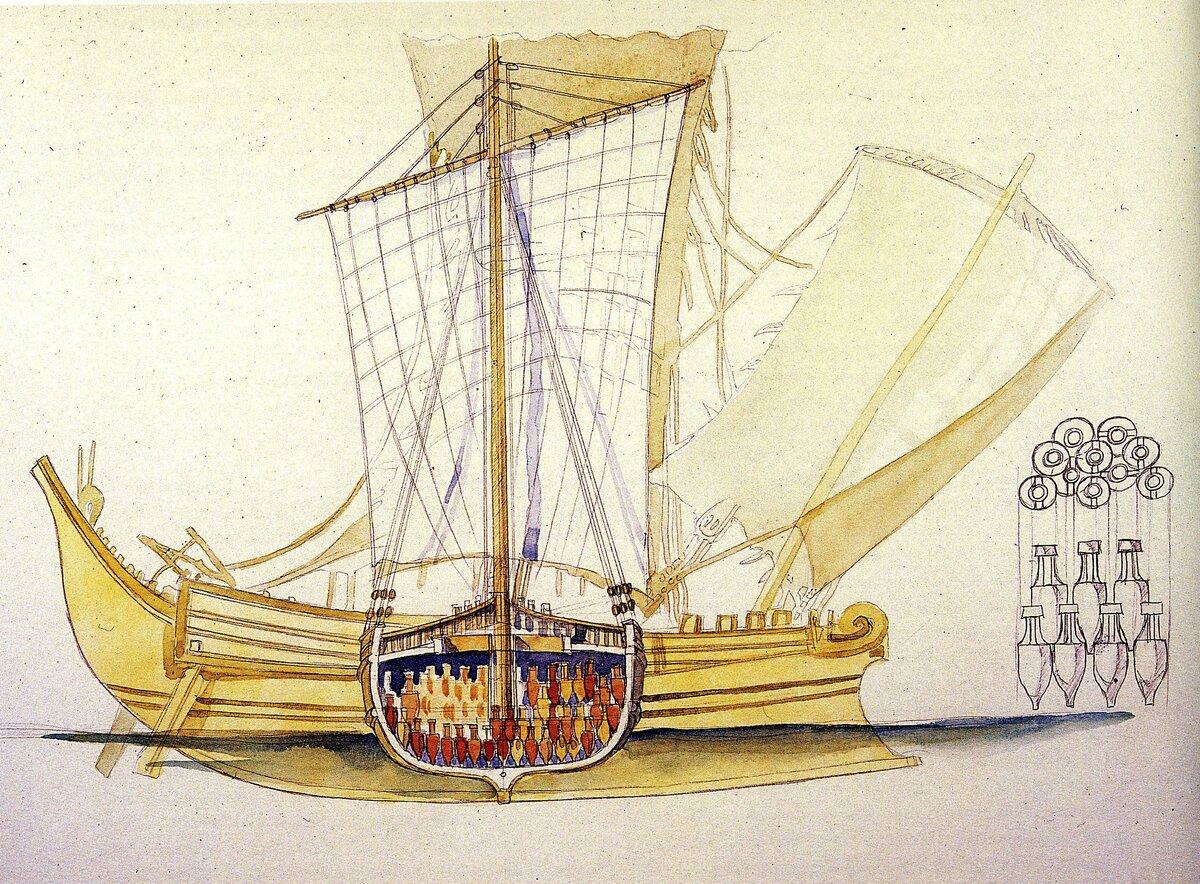 Картинки кораблей древних