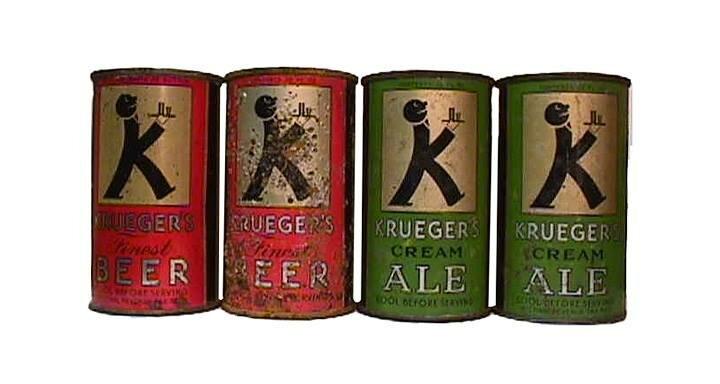 24 января 1935 года впродаже появилось первое баночное пиво