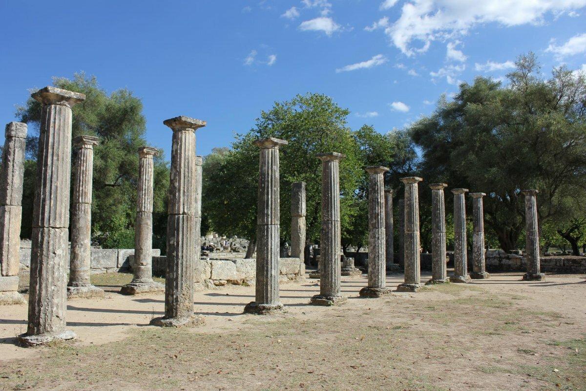 Картинки древняя олимпия