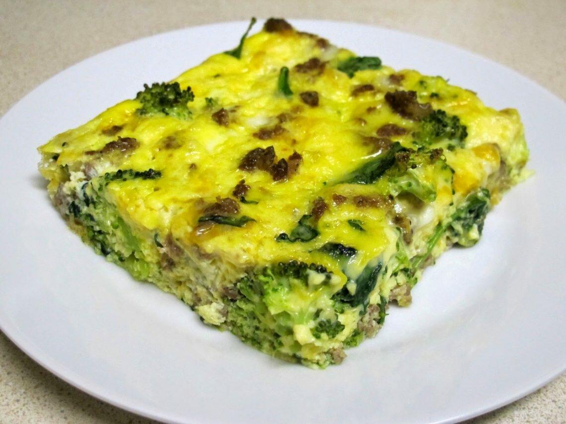 Блюда из брокколи рецепты с фото пошагово