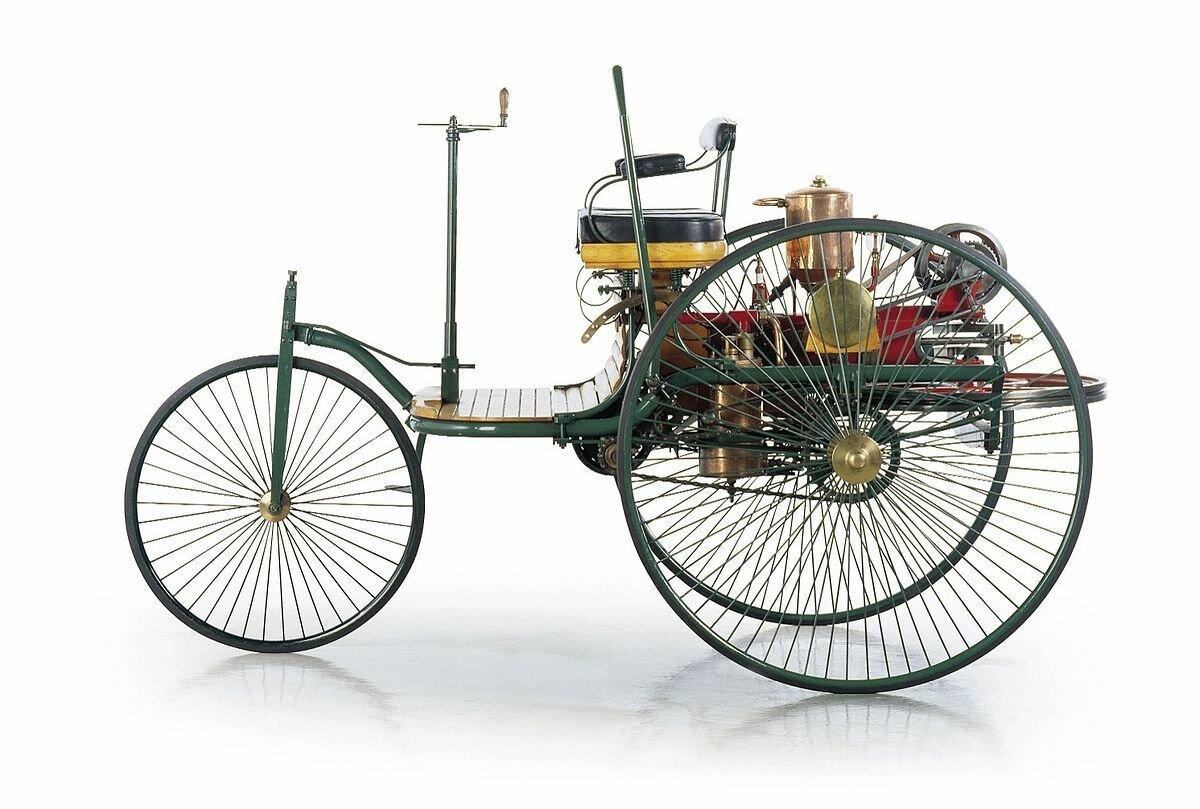 29 января 1886 года - день рождения автомобиля — Карл Бенц получил патент на свой первый автомобиль