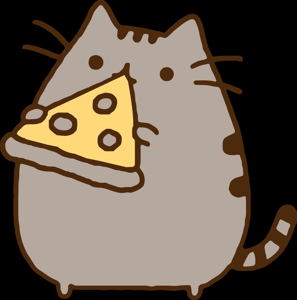 Картинки котиков мультяшных няшных