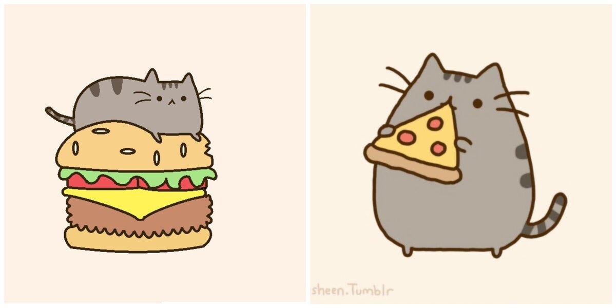 Прикольные картинки для личного дневника котики них