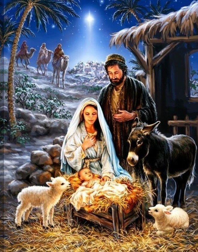 Картинки с днем рождения иисус христос продуктов