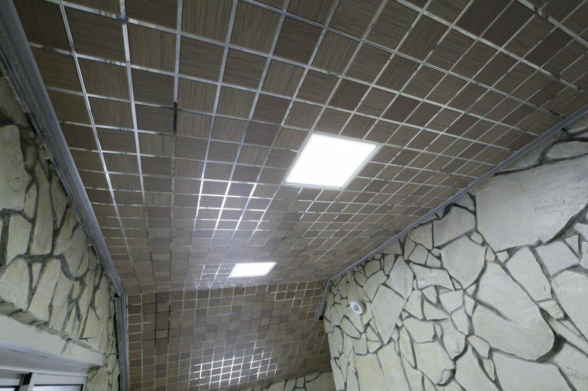 Кассетный потолок №36