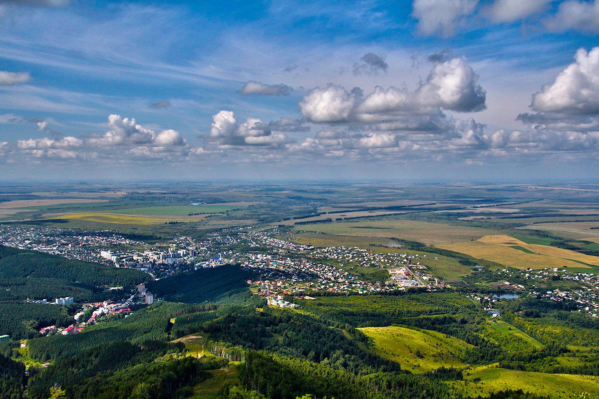 Город белокуриха алтайский край фото