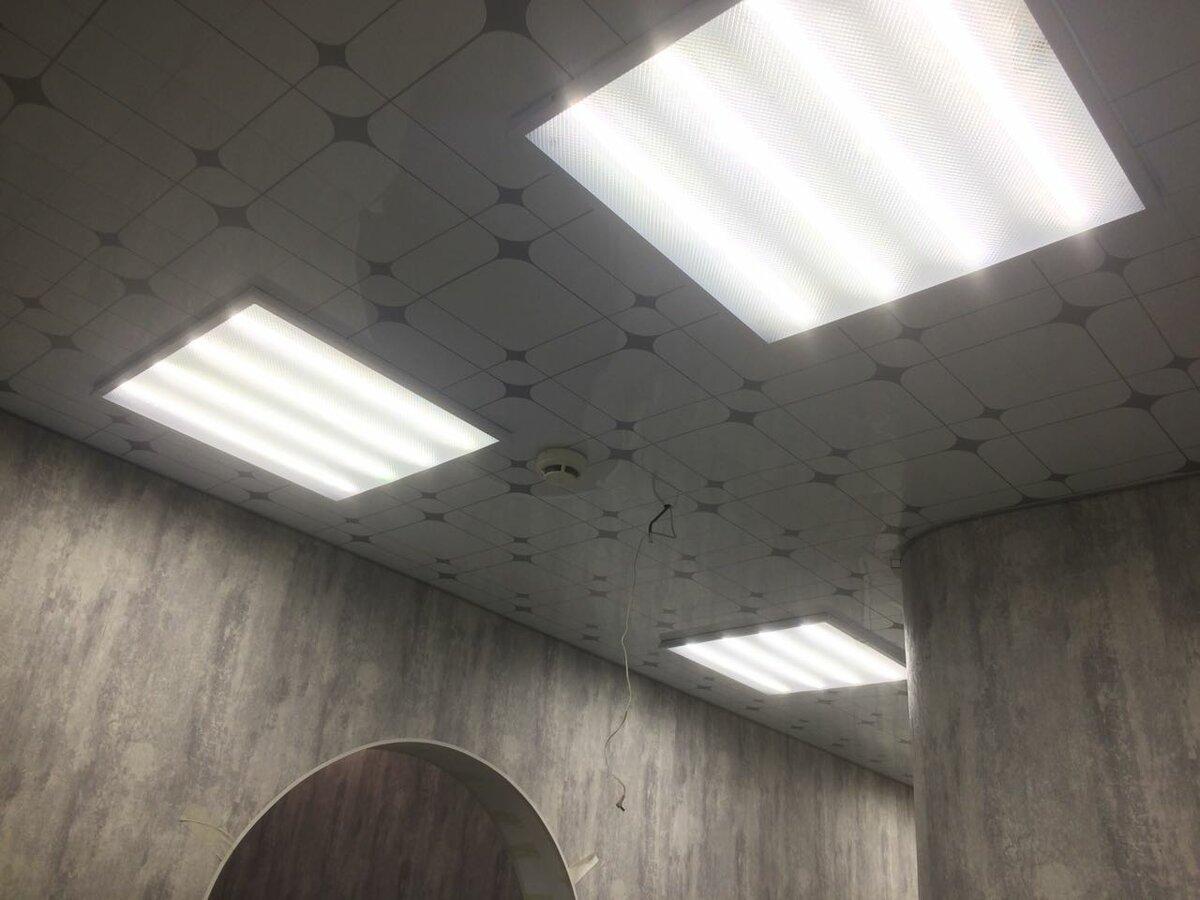 Кассетный потолок №20