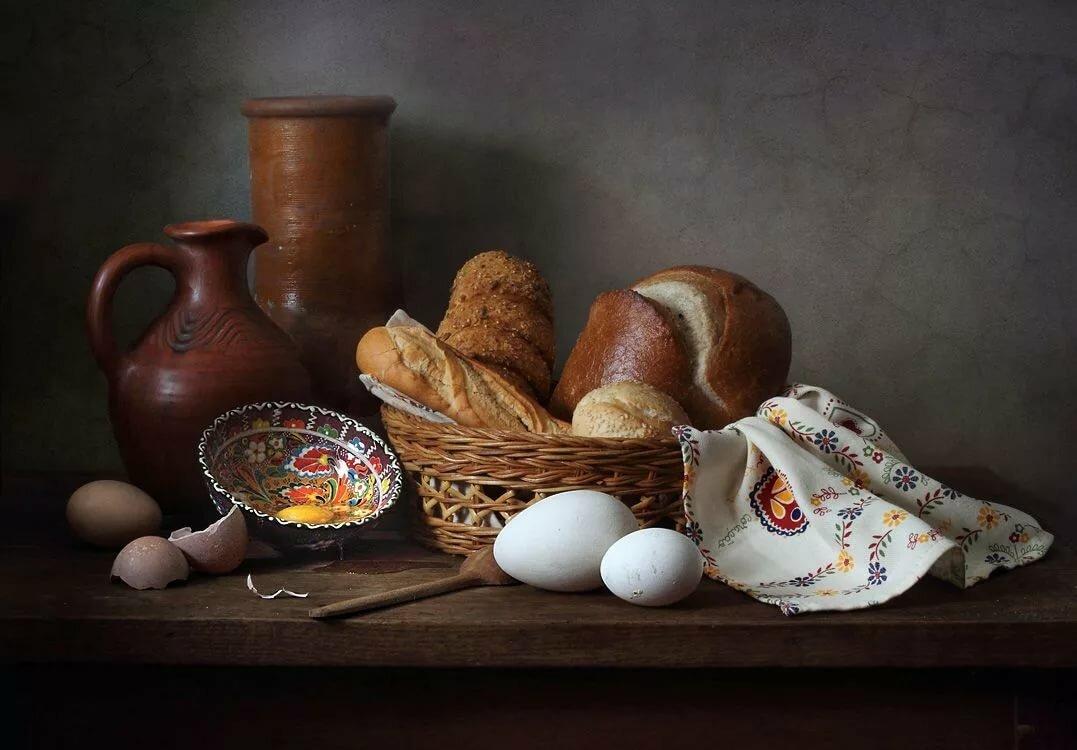 этом проекте натюрморты с хлебом фото так заранее