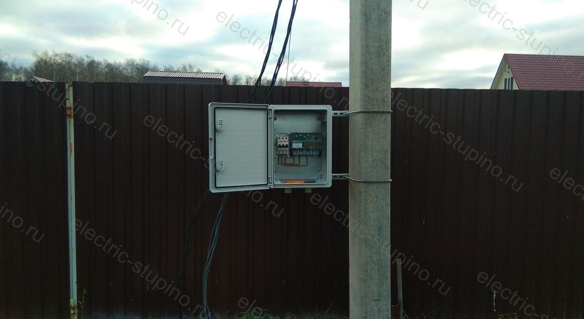 Подключение 15 кВт к частному дому  к электросети 380 В