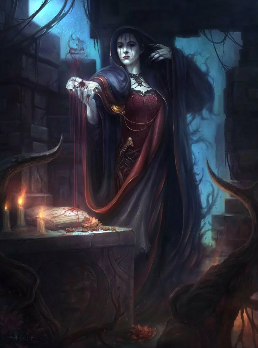 фото упыри ведьмы дракона десятка