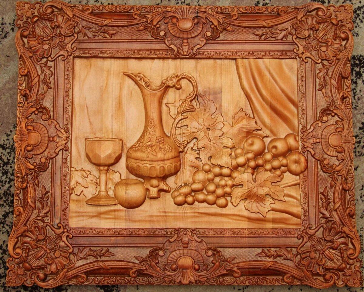 картинки к теме резьба по дереву благословенной калужской
