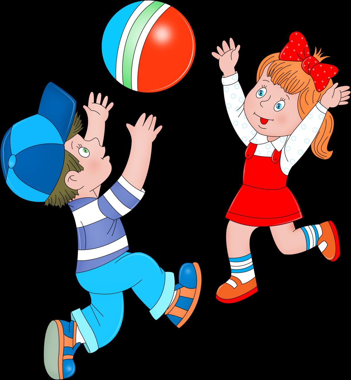 Картинки детские с мячиком