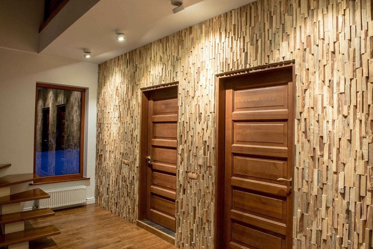 того, чем можно обшить стены в квартире фото место идеально подойдет