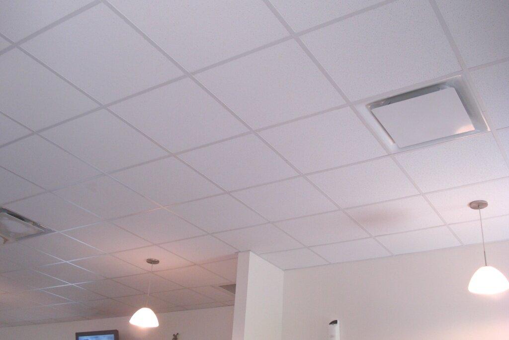 Потолок армстронг №7