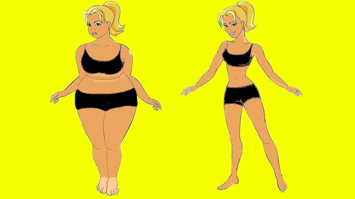 Видео диеты минус