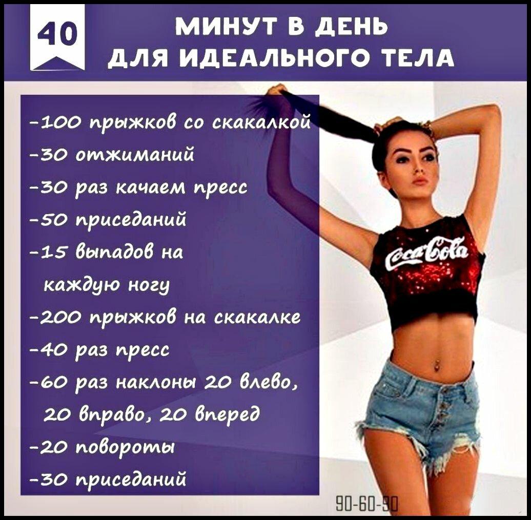 Спортивные Упражнения Для Диеты. Диета и упражнения – азбука похудения