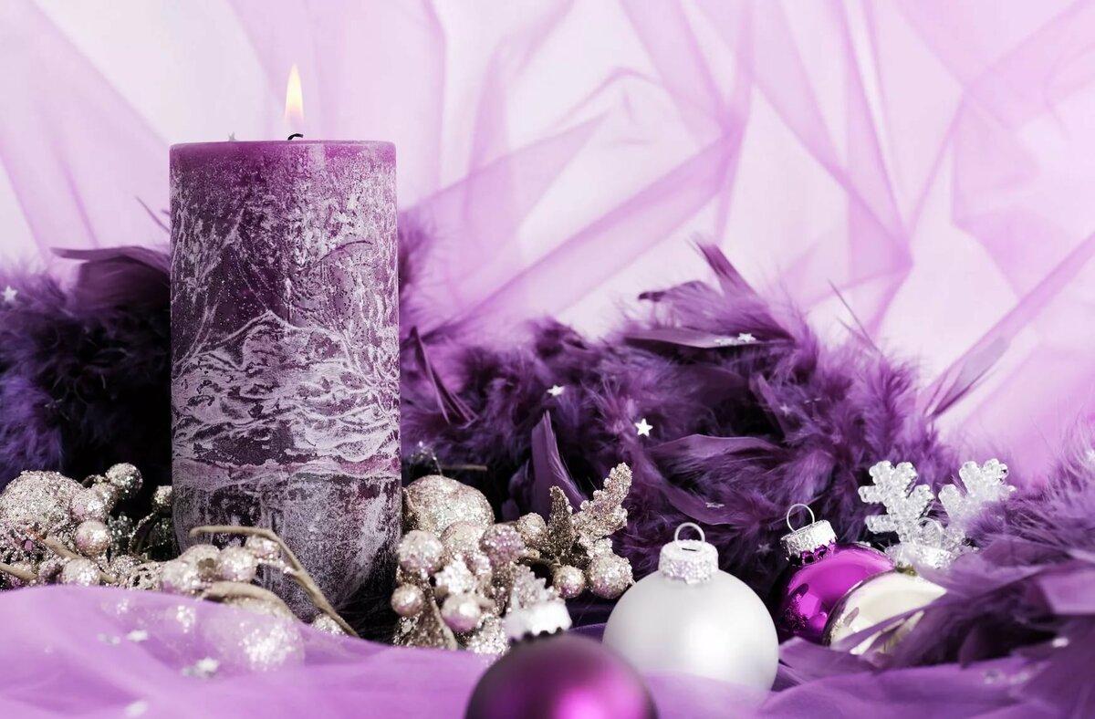 стильная картинка с новым годом фиолетовая и серая считается индийским, историю