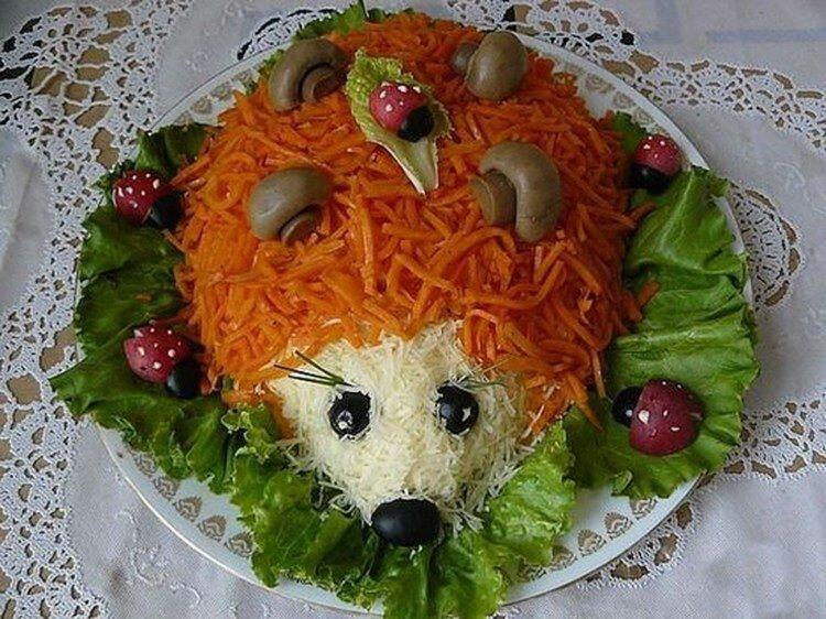 выбор салаты в виде животных рецепты с фото памятники мансуровского гранита