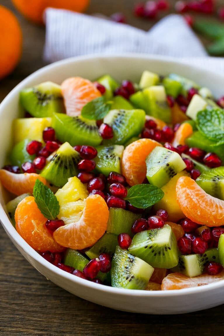 Рецепт Фруктовой Диет. Фруктовая диета для похудения
