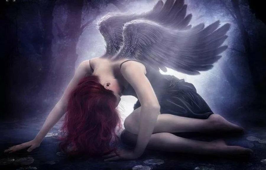 Картинки с раненым ангелом