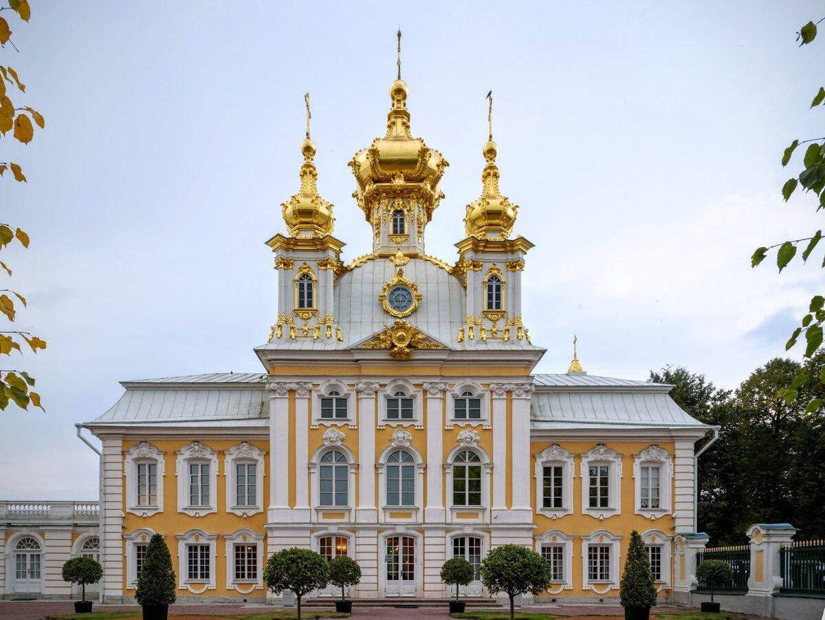 вот что барокко в россии фото уже знакомом мне