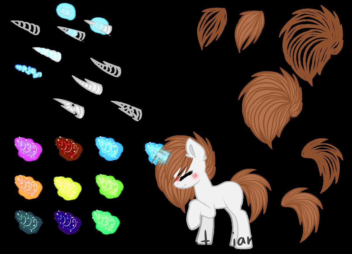 картинки пони креатор для обработки прически