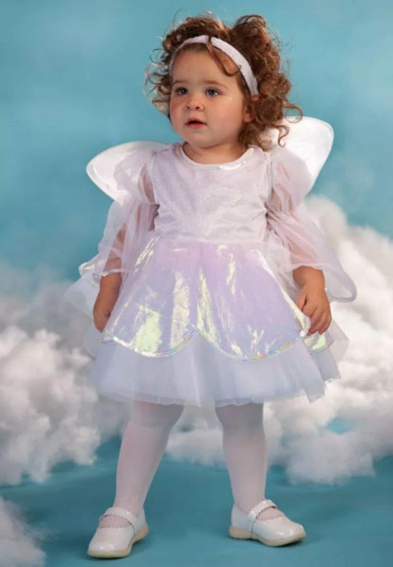 его фото деток в костюмах ангелочек разбивал