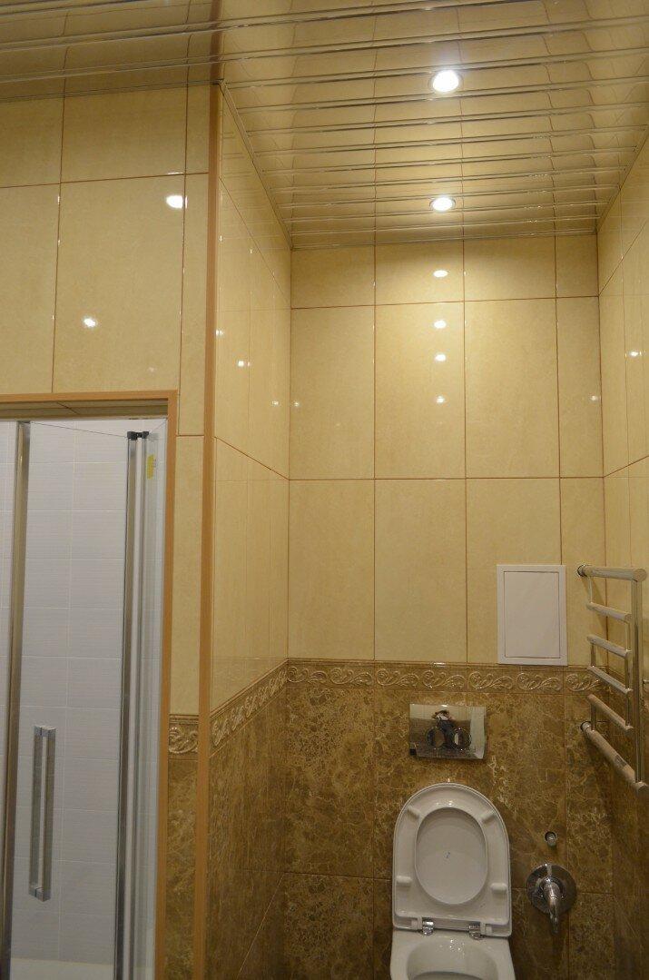 Реечный потолок №64