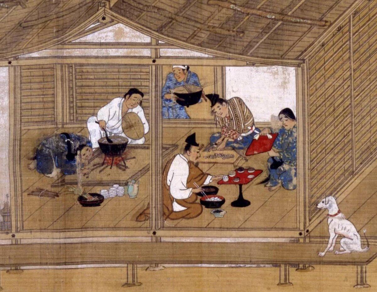 картинки с китайскими изображениями боярского быта акции