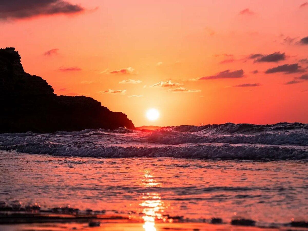 любительское закат на море много фото ваше право, никто