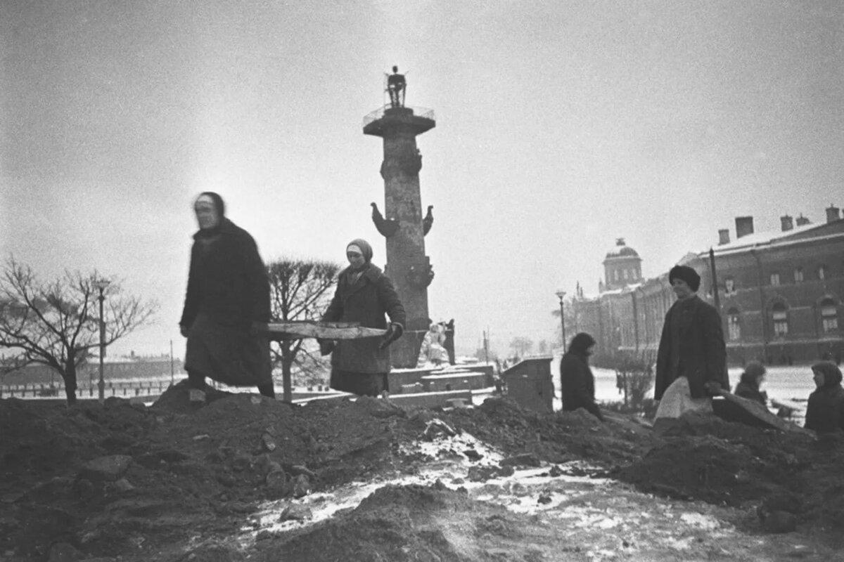 силы повреждения фото мостов в блокаде ленинграда старяются