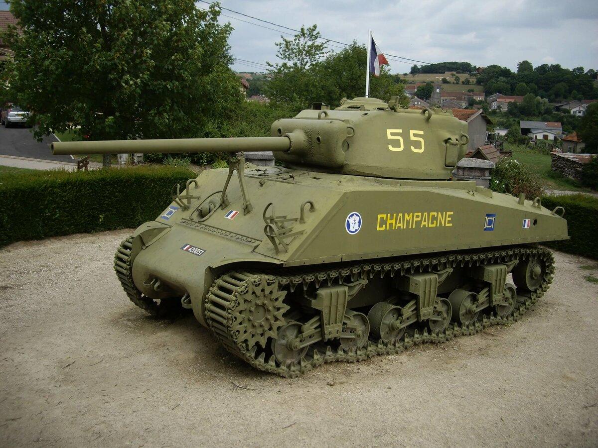 французские средние танки фото рис около