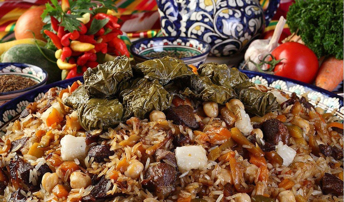 Узбекские блюда в казане рецепты с фото