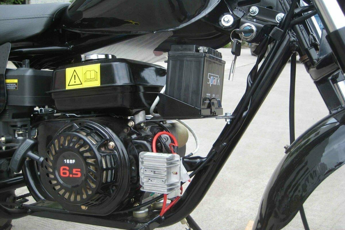 Мотоцикл Куница 200 (2012)