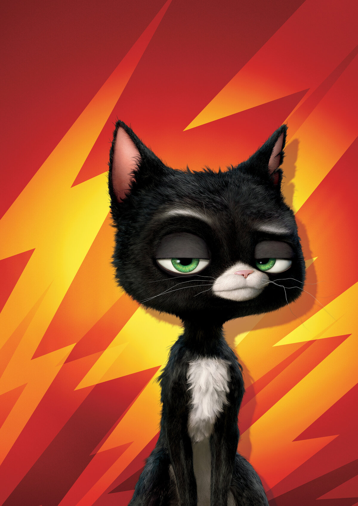 Варежка кошка картинки