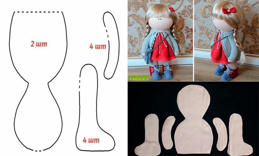 валите так шьем куклу своими руками выкройки и фото были известными специалистами