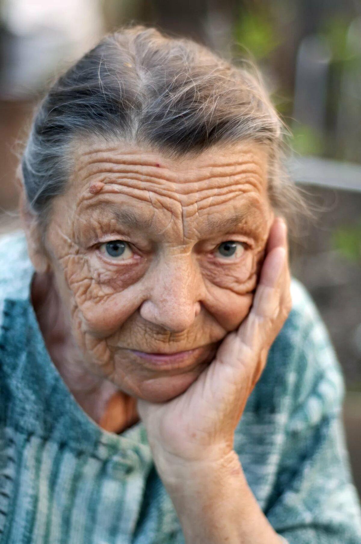 Милые картинки бабушка