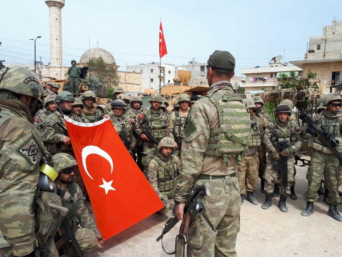 Турция может ввести войска на Кавказ по договору с Лениным