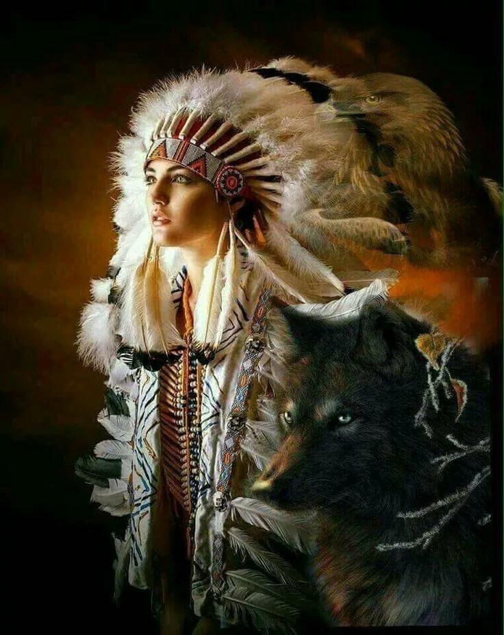 влюбчивая историй картинка индейца волка вымогает либо секретарь